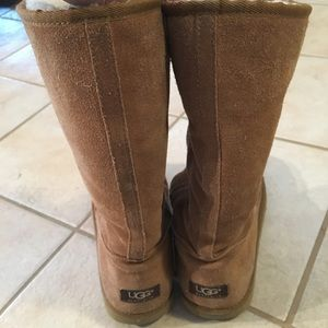UGG Tall Boots Size 8